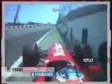 самые яркие аварии на гонках F1 с Михаэлем Шумахером