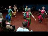 Танец Пуджа -  Альфа фест. Киев. Конча-заспа.